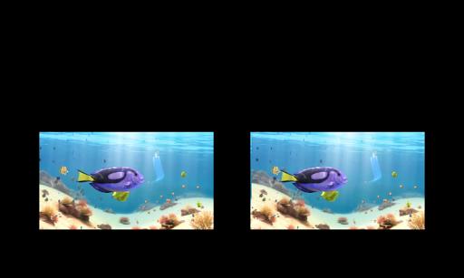 ビジュアルヒーリング OceanBLUE
