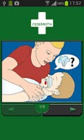 Screenshot of Cederroth First Aid