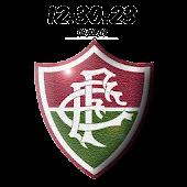 Fluminense Relógio Digital
