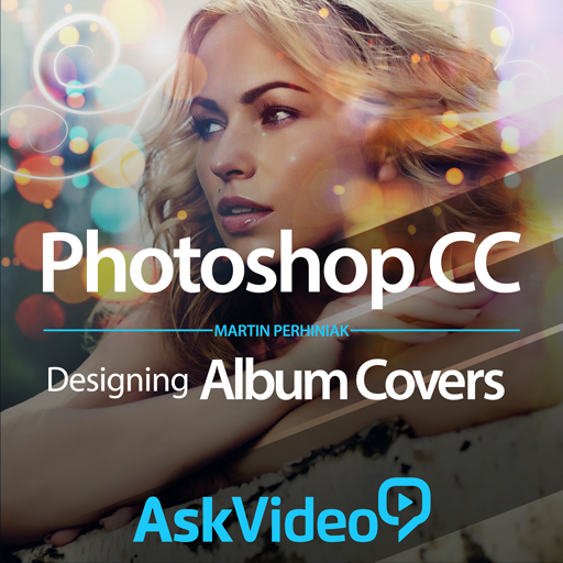 Photoshop: Album Cover Design LOGO-APP點子