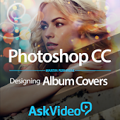 Photoshop: Album Cover Design
