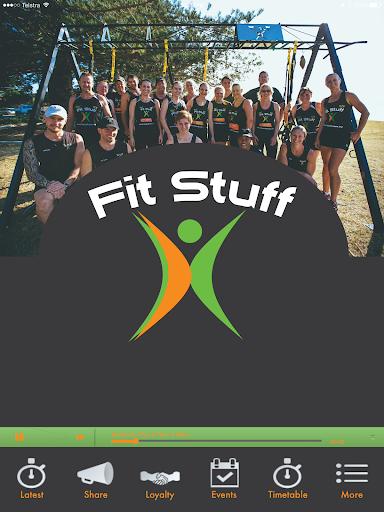 Fit Stuff Members