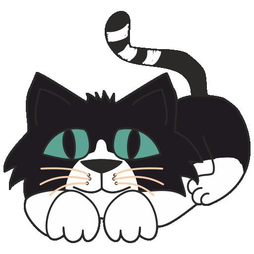 寶貝貓豪華 LOGO-APP點子