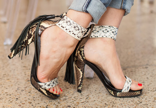 How to care for snakeskin - Shoes of Prey