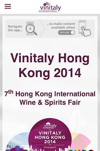 Vinitaly Hong Kong