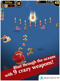 Mobfish Hunter Screenshot 24
