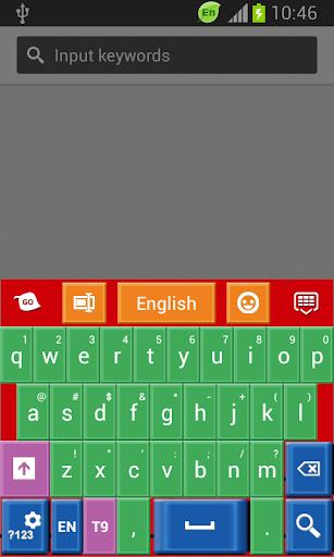 幼児用のキーボード