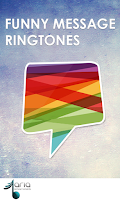 Screenshot of Funny Message Ringtones
