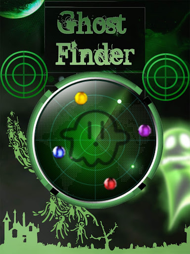 Ghost Finder Detector Radar