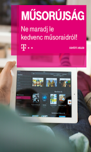 Műsorújság- screenshot thumbnail