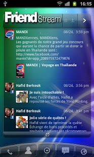 Launcher Pro Sense@tion - screenshot thumbnail