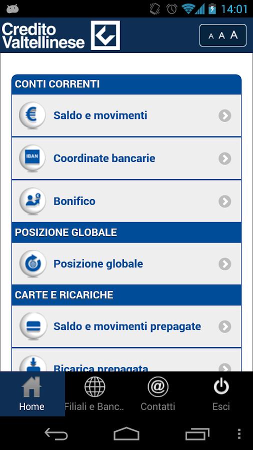 CrevalApp- screenshot