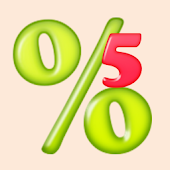 EZ Percent #5 for Android.