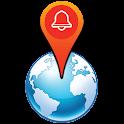 Recordatorio ubicación icon