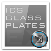 TSF Shell - ICS Glass Theme