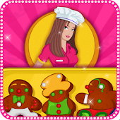 Cooking Cookies: Gingerbread