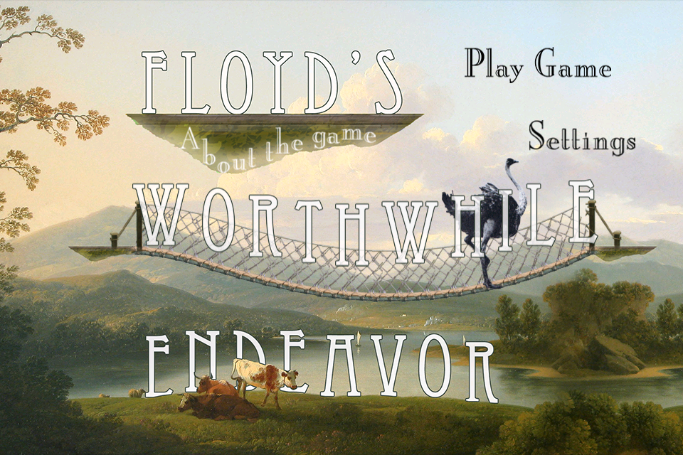 Floyd's Worthwhile Endeavor- screenshot