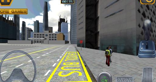Игра Schoolbus 3D для планшетов на Android