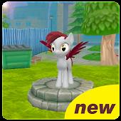 Little run pony 3D