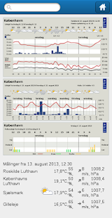 DMI Weather - screenshot thumbnail