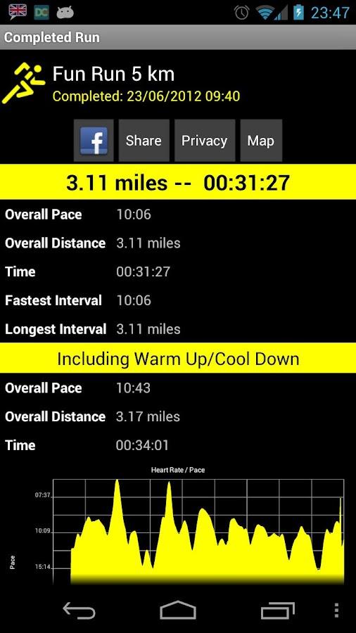 10K PRO by RunDouble- screenshot