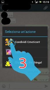 Emoticons para Chats - GRÁTIS! - screenshot thumbnail