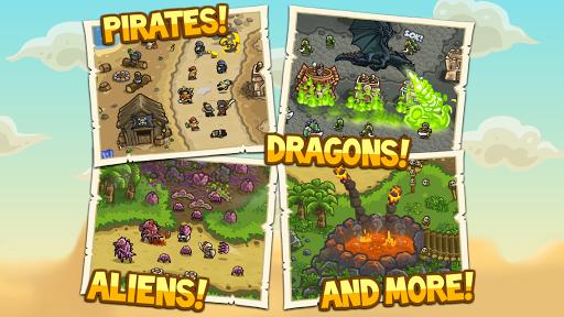 玩免費策略APP|下載Kingdom Rush Frontiers app不用錢|硬是要APP