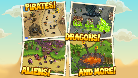 Kingdom Rush Frontiers Screenshot 5