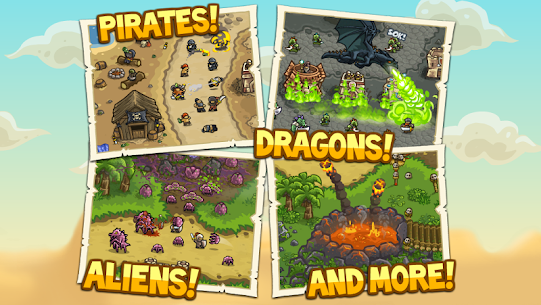 Kingdom Rush Frontiers APK 5