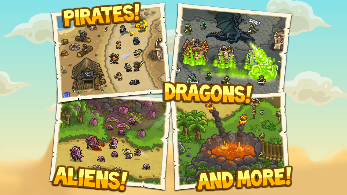 Kingdom Rush Frontiers screenshot #5