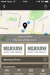 Melbourne Short Term Rentals screenshot 1