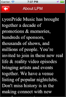 LyonPride Music- screenshot thumbnail