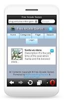 Screenshot of Action Games
