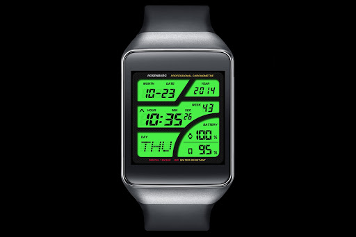 A41 WatchFace for Android Wear
