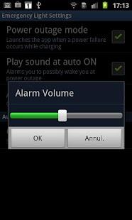 Emergency Light- screenshot thumbnail