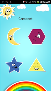 Shapes for Kids- screenshot thumbnail
