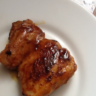 Chicken in Diabetic BBQ sauce