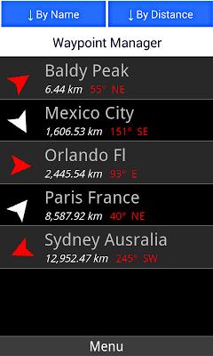 GPS Waypoints Navigator 8.1.1 APK
