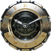 VENEZIA luxus clock widget