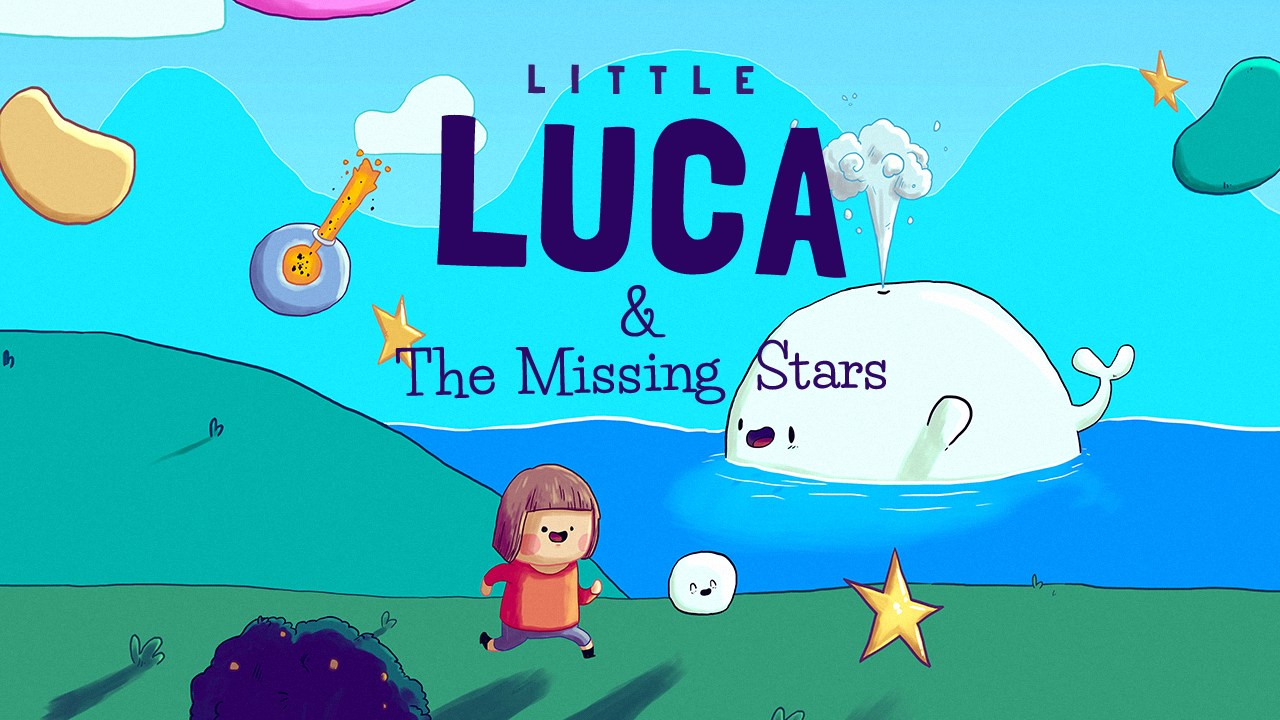 Little Luca: The Missing Stars- screenshot