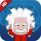 Einstein Brain Trainer HD icon