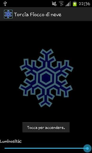 Snowflake Torch Free