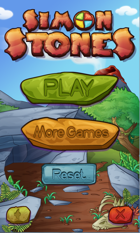 Simon Stones (Free)- screenshot