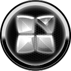 NEXT LAUNCHER THEME SUPERNOVAw icon