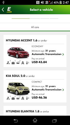 Europcar – Car Rental