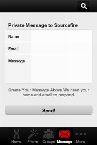 Sourcefire - screenshot