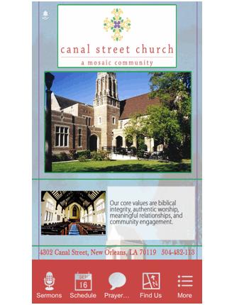 Canal Street Church