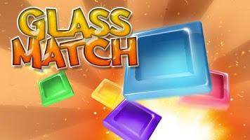 Screenshot of Glass Match Blast