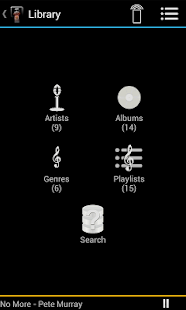 Music Remote Control - screenshot thumbnail
