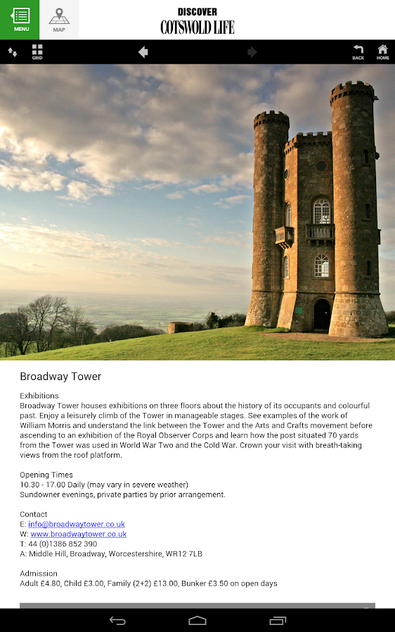 Discover - Cotswold Life- screenshot